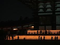 東大寺万灯供養会7