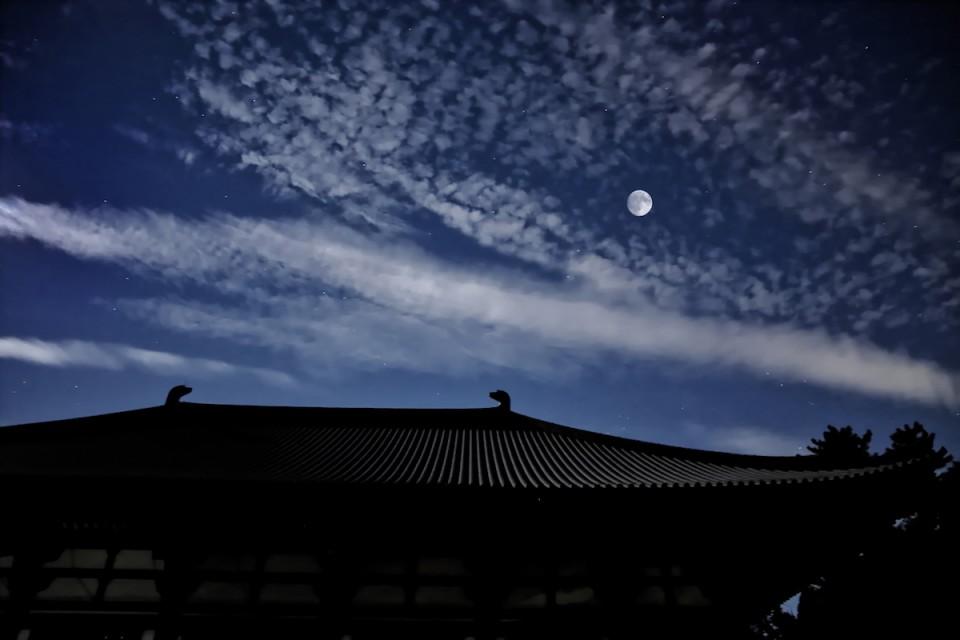 唐招提寺観月讃仏会